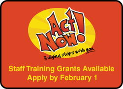 Staff training grants available - apply by February 1st