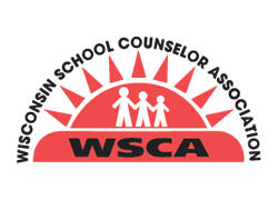 Wisconsin School Counselor Association logo