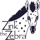 Zink the Zebra Foundation Logo